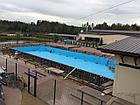 Переливной бассейн, 20*12*1.5м, фото 2