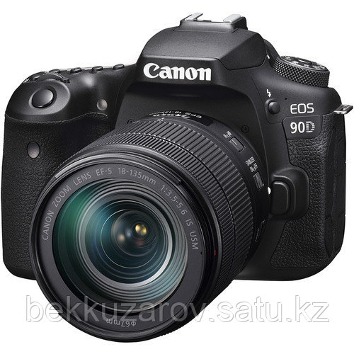 Canon EOS 90D kit 18-135mm f/3.5-5.6 IS USM