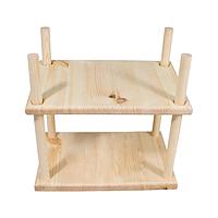 Пресс для сыра деревянный, фото 1