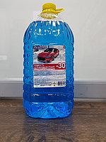 Жидкость стеклоомывающая, низкозамерзающая, 5 литров