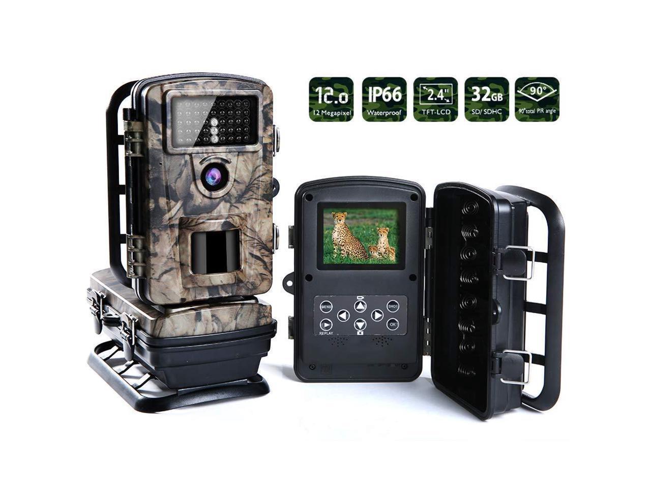Фото-видео ловушка для охоты 700A 12MP