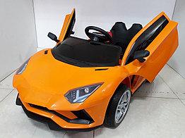 Дерзкий электромобиль на гелевых колесах Lamborghini. Ламборгини. Машинка! Электрокар!