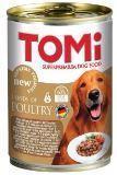 ToMi 400г 3 вида птицы Консервы для собак