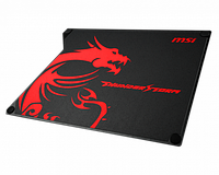 Коврик для мыши MSI Thunderstorm Aluminum GAMING Mouse Pad 320мм