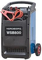 (NORDBERG) УСТРОЙСТВО WSB800 пускозарядное 12/24V макс ток 800A