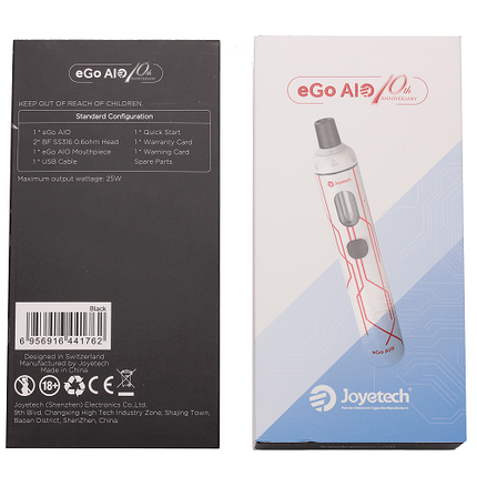 Joyetech eGo AIO 10th, фото 2