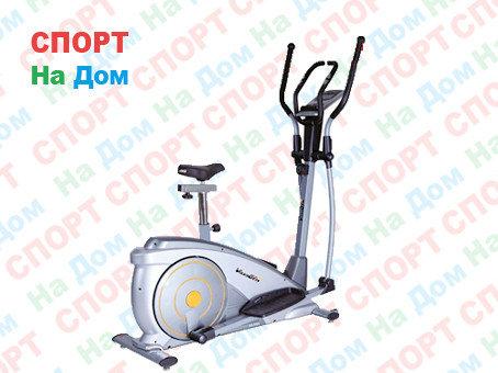 Эллипсоидный тренажер VOLKS GYM ET-70S до 140 кг., фото 2