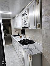 Кухонный гарнитур из крашенного МДФ