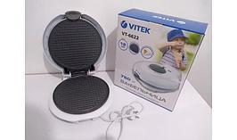 Вафельница с антипригарным покрытием Vitek