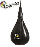 Груша боксерская EFFORT MASTER, 40см, d-25см, 4кг (тент) E511
