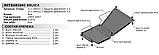 Защита картера, Mitsubishi Delica 1994-2007, фото 3