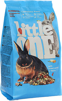 Little One полнорационный корм для кроликов