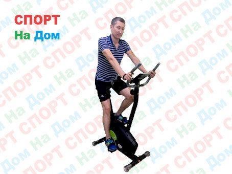 Велотренажер для дома GF-117 до 120 кг, фото 2