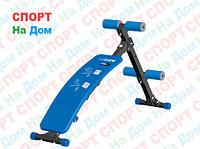 Скамья для пресса изогнутая Leco-IT Pro до 200 кг (Россия) доставка