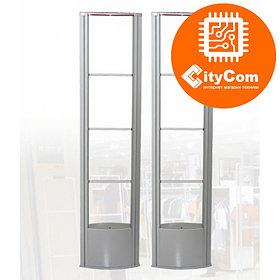 Антикражные ворота (антенна) Smart Security E-RF6, радиочастотные, 8.2MHz, противокражные.