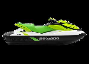 Гидроцикл BRP Sea-Doo GTI PRO Rental 130 3-мест. Белый с салатовым 2020