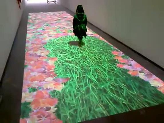 Интерактивный led пол, фото 2