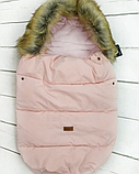 """Универсальный зимний конверт-мешок (чехол) """"Dearest"""" в коляску, фото 6"""