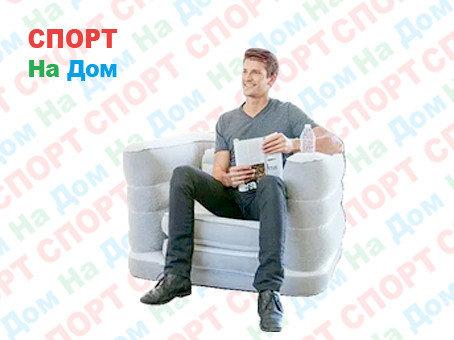 Надувное кресло-кровать трансформер Bestway 75065, фото 2