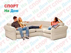 Надувной угловой диван Intex 68575
