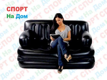 Надувной диван Аir-o-space 5 in 1 sofa bed, фото 2