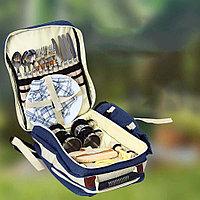 Набор сумка пикника на 4 персон, фото 1