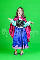 Карнавальное платье Анны из мультфильма «Холодное сердце», фото 1