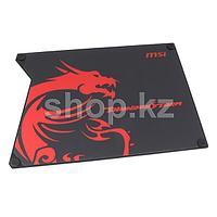 Коврик для мыши MSI Thunderstorm Aluminum GAMING Mouse Pad 320мм (д) х 225 мм (ш) х 2 мм (т)