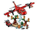Конструктор Lari City Пожарный самолёт 11214 (Аналог лего LEGO City 60217) 381 дет, фото 5