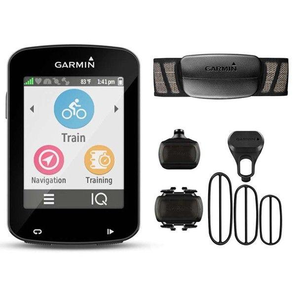 Велокомпьютер Garmin Edge 820 Performance Bundle
