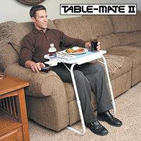"""Портативный складной столик """"Table Mate"""""""