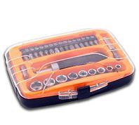 Отвертка с набором бит и насадок PINCHI Tools GQ-434
