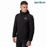 Зимняя спортивная куртка BUTZ черная
