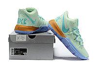"Игровые кроссовки Nike x Nikelodeon Kyrie 5 ""Squidward"" (32-46), фото 4"