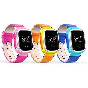 Детские смарт-часы Q60 1.0, цвет голубой, фото 2