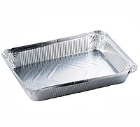 Алюминиевый контейнер 2235мл,  213х213х44мм