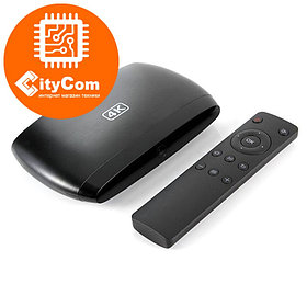 Приставка Android TV box к телевизору, ОС Андроид ТВ  CX-S806 (4K)