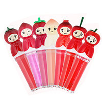 Блеск для губ Fruit Princess Lip Gloss, 7гр