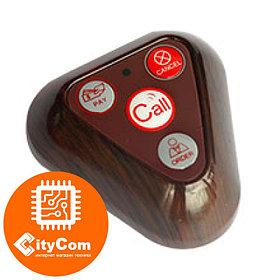 Кнопка вызова официанта iBells YK500-4H, 4 функции. Беспроводная. Оригинал.
