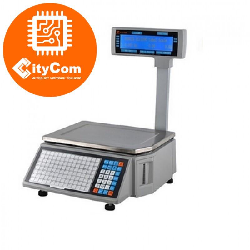 Весы торговые с печатью этикеток (цен) Rongta RLS1100 для магазинов