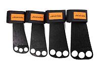 Накладки гимнастические кожаные универсальные  размеры  XL, S