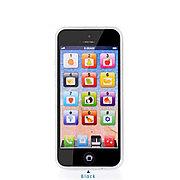 Сенсорный детский телефон iPhone 4s, цвет черный