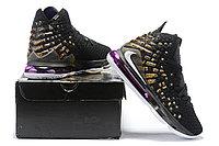 "Игровые кроссовки Nike LeBron XVII (17) ""Lakers"" (36-46), фото 5"