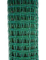 Садовая решётка в рулоне 1x20 м, ячейка 15x15 мм/ Россия (разукомплект)