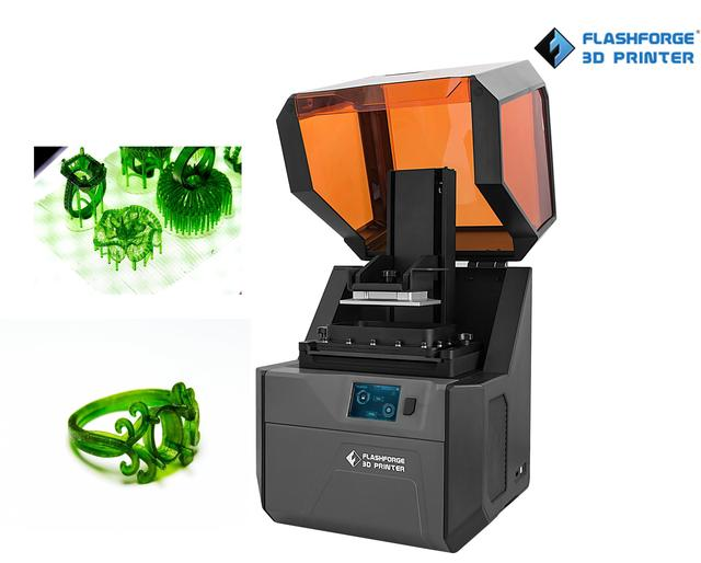 3D принтер FlashForge Hunter DLP