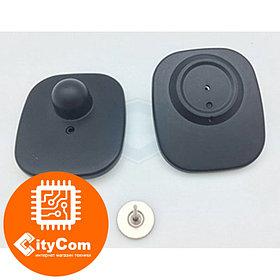 Антикражный датчик E-BF01 черная, Small Square tag RF