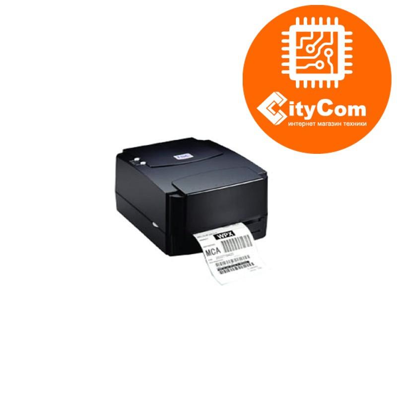 Принтер этикеток TSC TTP-244 PRO термотрансферный маркировочный для штрих кодов, ценников и др.
