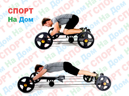 Фитнес тренажер для похудения Fitness Frog