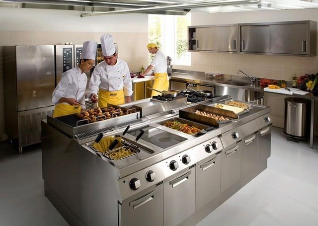 Кухонное оборудование