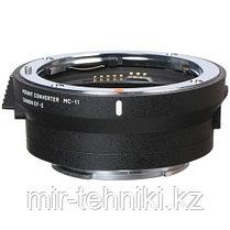 Переходник с поддержкой автофокуса Sigma MC11 Canon EF lens to Sony E